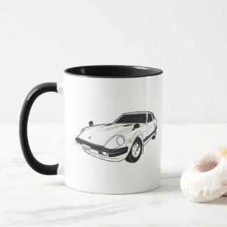 Tasse de style de Datsun 280zx JDM
