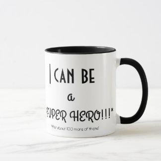 Tasse de superhéros