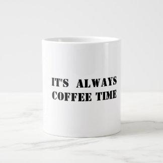 tasse de temps de café