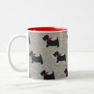 Tasse de Terrier de Knit