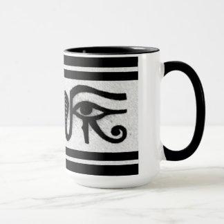 Tasse de thé de Moïse