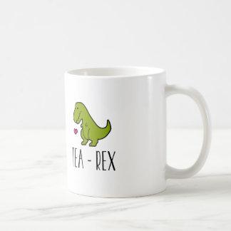 Tasse de thé de T-Rex
