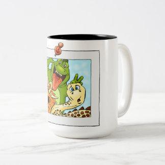Tasse de thésaurus d'Edgar - photo