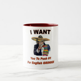 Tasse de Tio Sammy de Mexicain