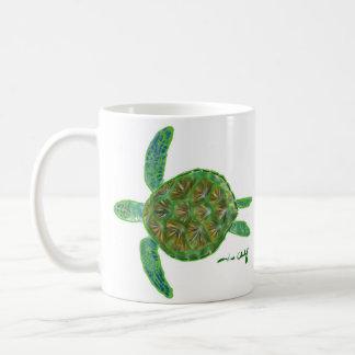 Tasse de tortue de mer