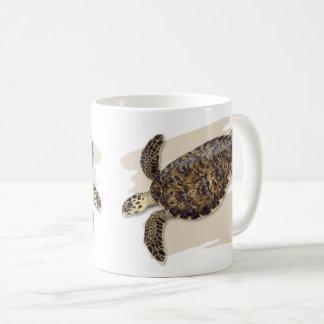 Tasse de tortue de mer de Hawksbill
