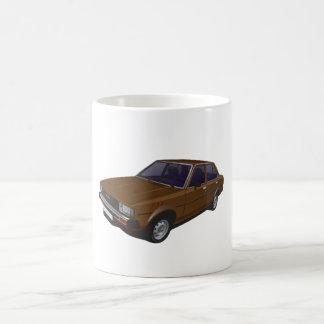 Tasse de Toyota Corolla DX E70