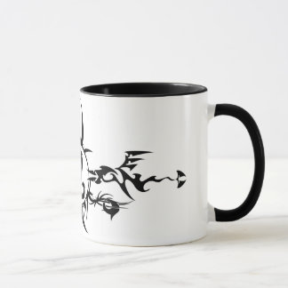 Tasse de tribal de Lion