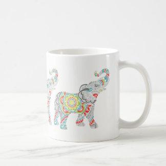 Tasse de trois éléphants