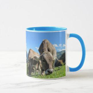 Tasse de vache à lait