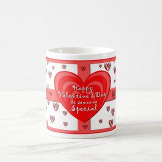 Tasse de Valentine quelqu'un spécial
