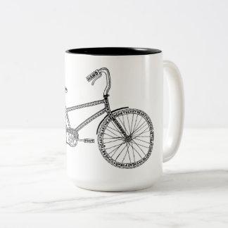 Tasse de vélo