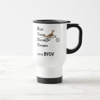 Tasse de Velociraptors de BYOV