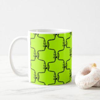 Tasse de vert d'outil de bricolage de bricoleur de