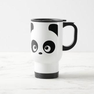 Tasse de voyage de Panda® d amour