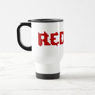 Tasse de voyage de Redbot