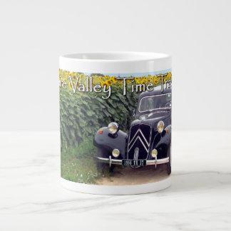 Tasse de voyage de temps du Val de Loire