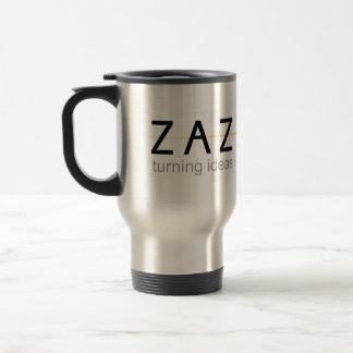 Tasse de voyage de Zazzle