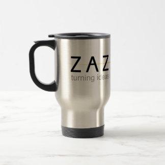 Tasse de voyage de Zazzle