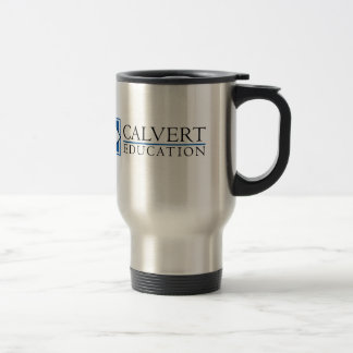 Tasse de voyage d'éducation de Calvert