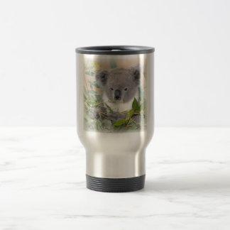 Tasse de voyage d'ours de koala