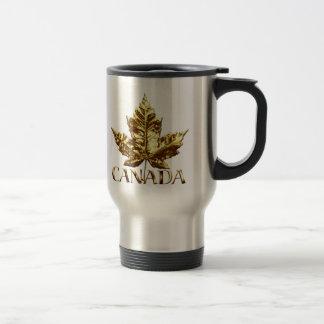 Tasse de voyage du Canada de tasse de café de
