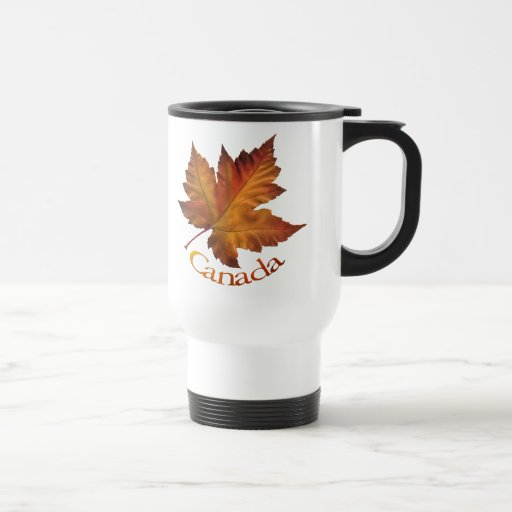 Tasse de voyage du Canada de tasse de café de souv