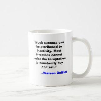 Tasse de Warren Buffett