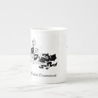 Tasse de Wellington de porcelaine tendre Mug En Porcelaine