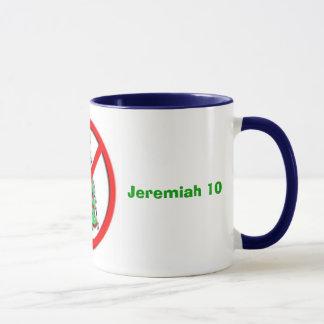 Tasse de YahSpace Jérémie 10