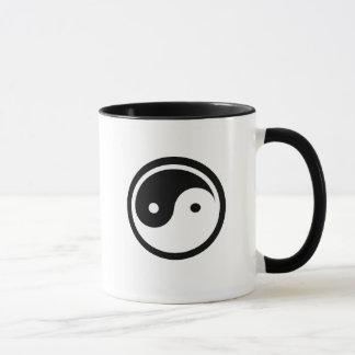 Tasse de Yin Yang