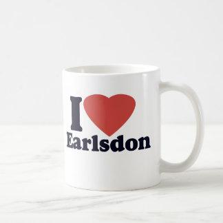 Tasse d'Earlsdon d'amour de l'original I