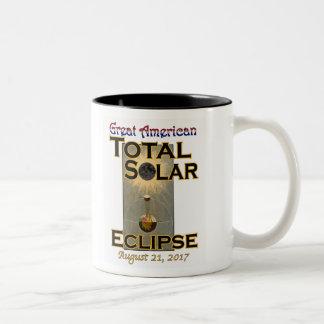 Tasse d'éclipse