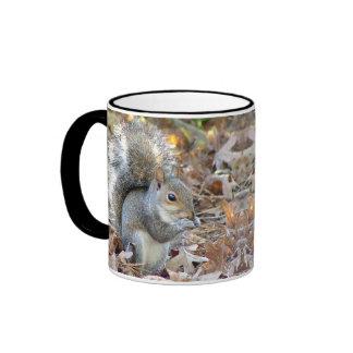 Tasse d'écureuil