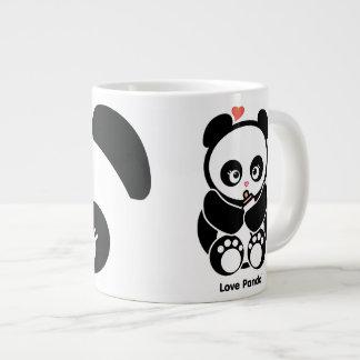 Tasse d'éléphant de Panda® d'amour Mugs Extra Larges