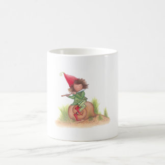 Tasse d'Elf de cannelure