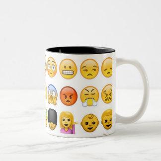 Tasse d'Emoji