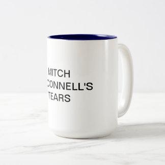 Tasse des larmes de Mitch McConnell
