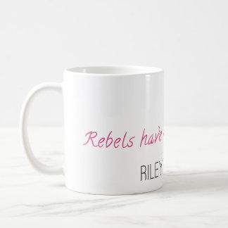 Tasse des rebelles de Riley