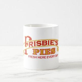 Tasse des tartes de Frisbie