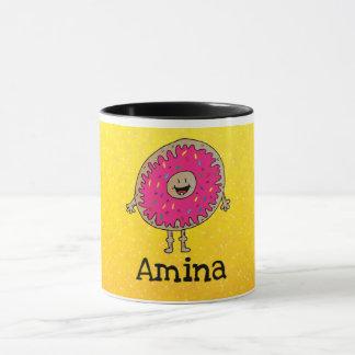 Tasse d'étincelle d'Amina