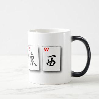 Tasse d'heure-milliampère Jongg
