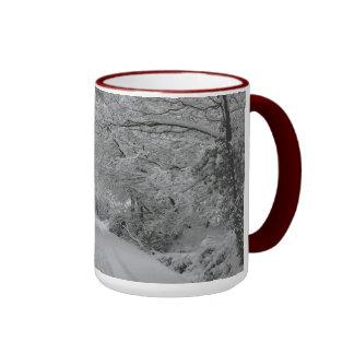 Tasse d'hiver