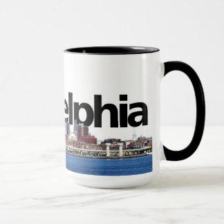 Tasse d'horizon de Philadelphie