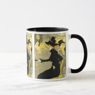 Tasse : Divan Japonais par Toulouse-Lautrec