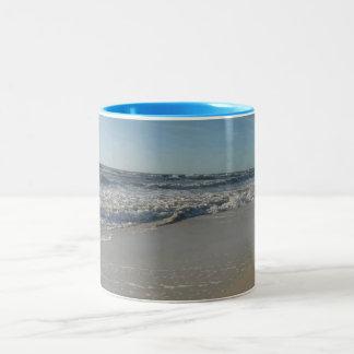 Tasse d'océan de plage