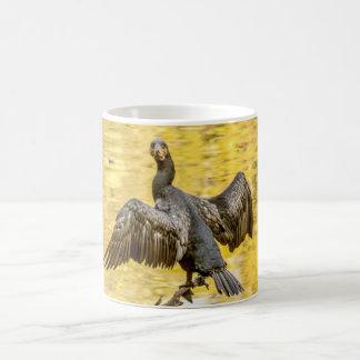 Tasse d'oiseaux - Cormorant