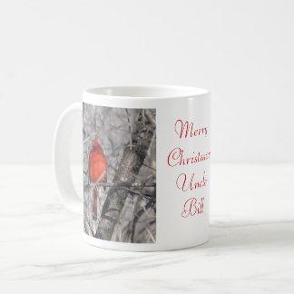 Tasse d'oncle café de Joyeux Noël par Janz