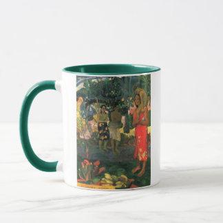 "Tasse d'Orana Maria"" - Paul Gauguin ""de La"