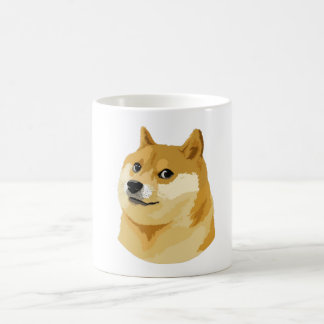 Tasse drôle de doge